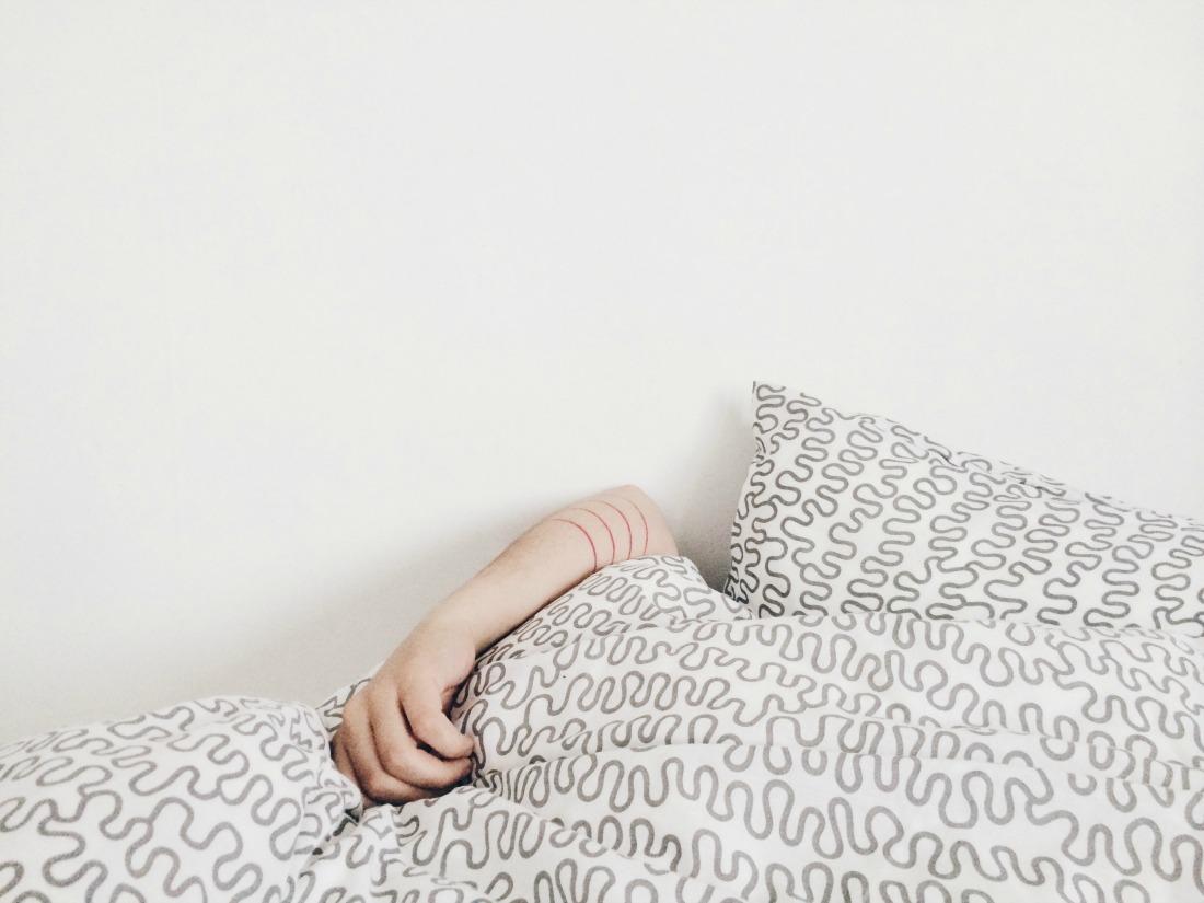 Instrucciones para dormir como Cristiano Ronaldo