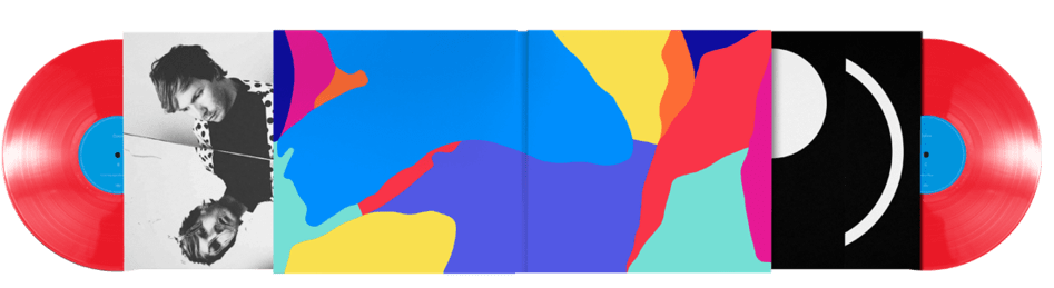 beck packshot colors