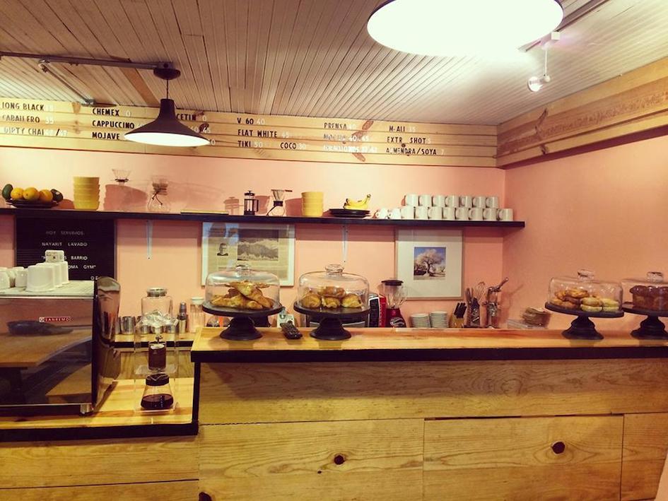 cafe homie