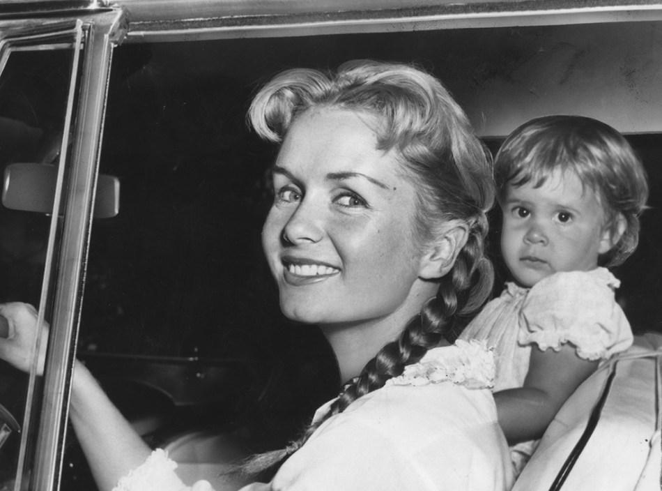 carrie y debbie 1958