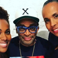 Spike Lee y sus dos Nola Darling