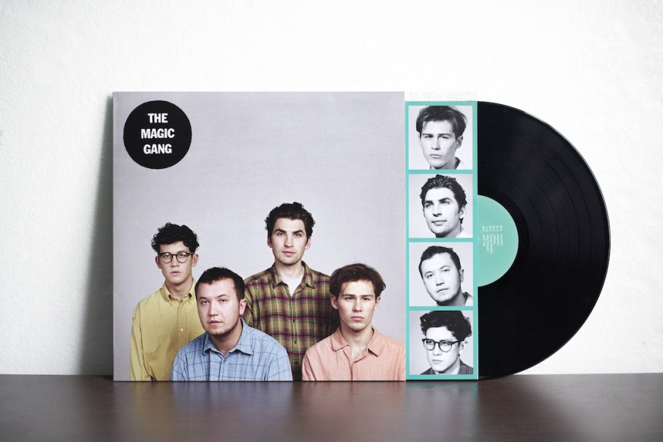 the magic gang vynil