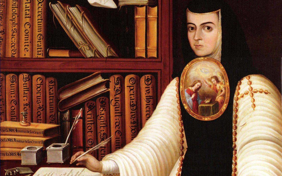 10 frases de Sor Juana Inés de la Cruz más allá de los hombres necios