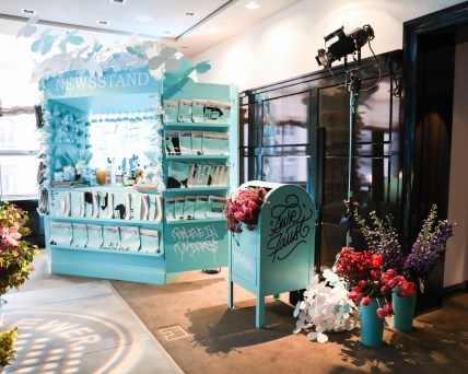 Tiffany Paper Flowers : Launch Event