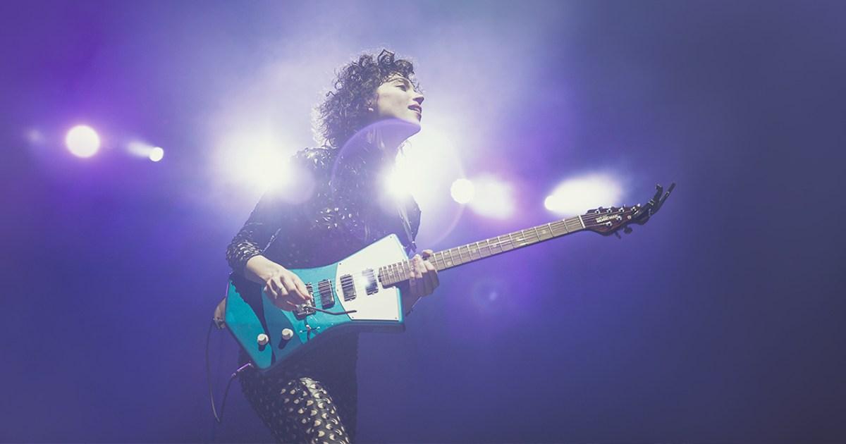 ¿Por qué causó tanto revuelo el que 50% de los nuevos guitarristas sean mujeres?