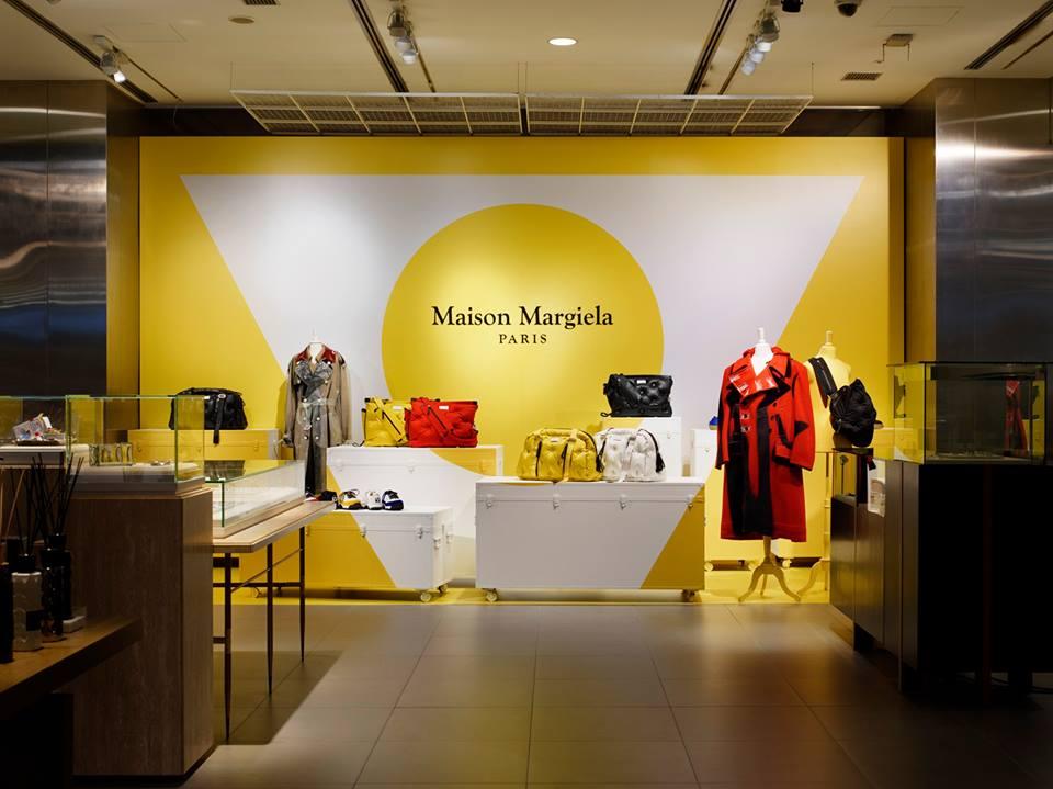 La moda callejera de los fashionistas parisinos: Maison Margiela