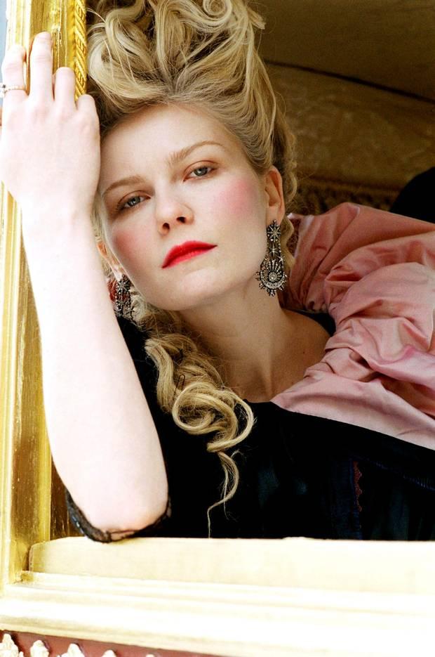 Kirsten Dunst Marie Antoinette