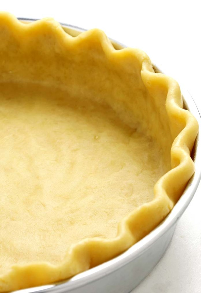 Homemade All Butter Pie Crust Sugar Apron