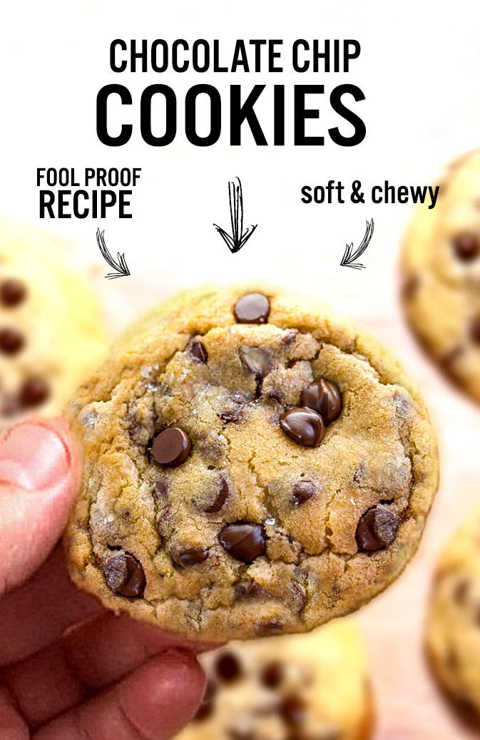 Easy Chocolate Chip Cookies Sugar Apron