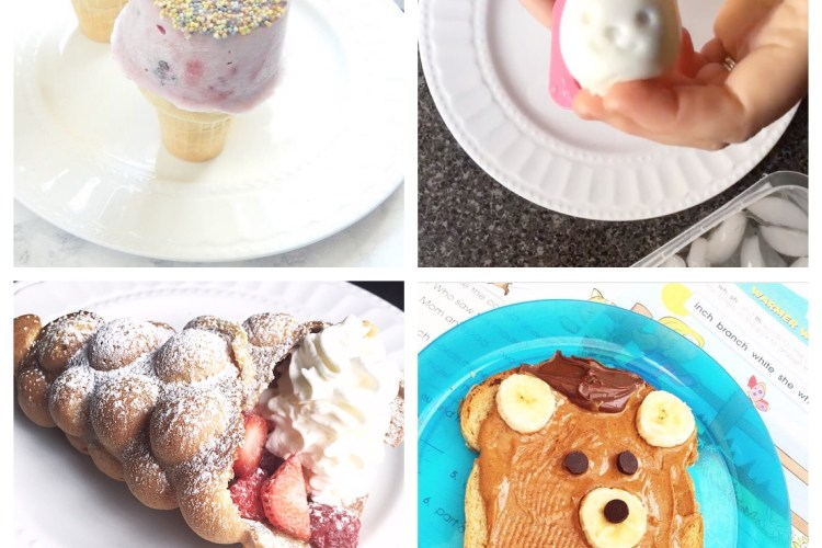 Fun Kids' Breakfasts They'll LOVE