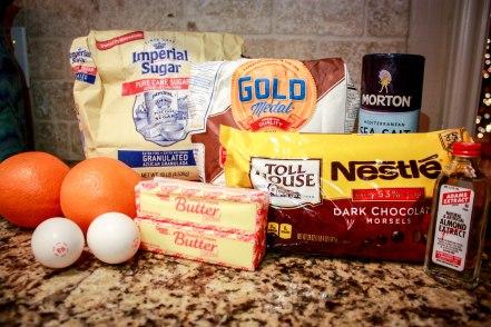 Dark Chocolate Orange Sables-2060