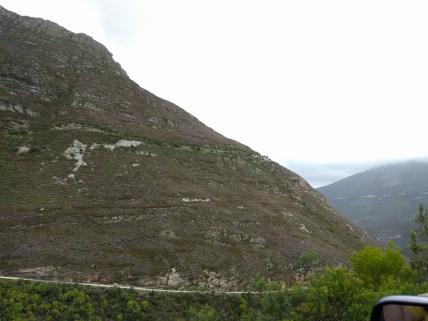 The Montagu Pass near George.