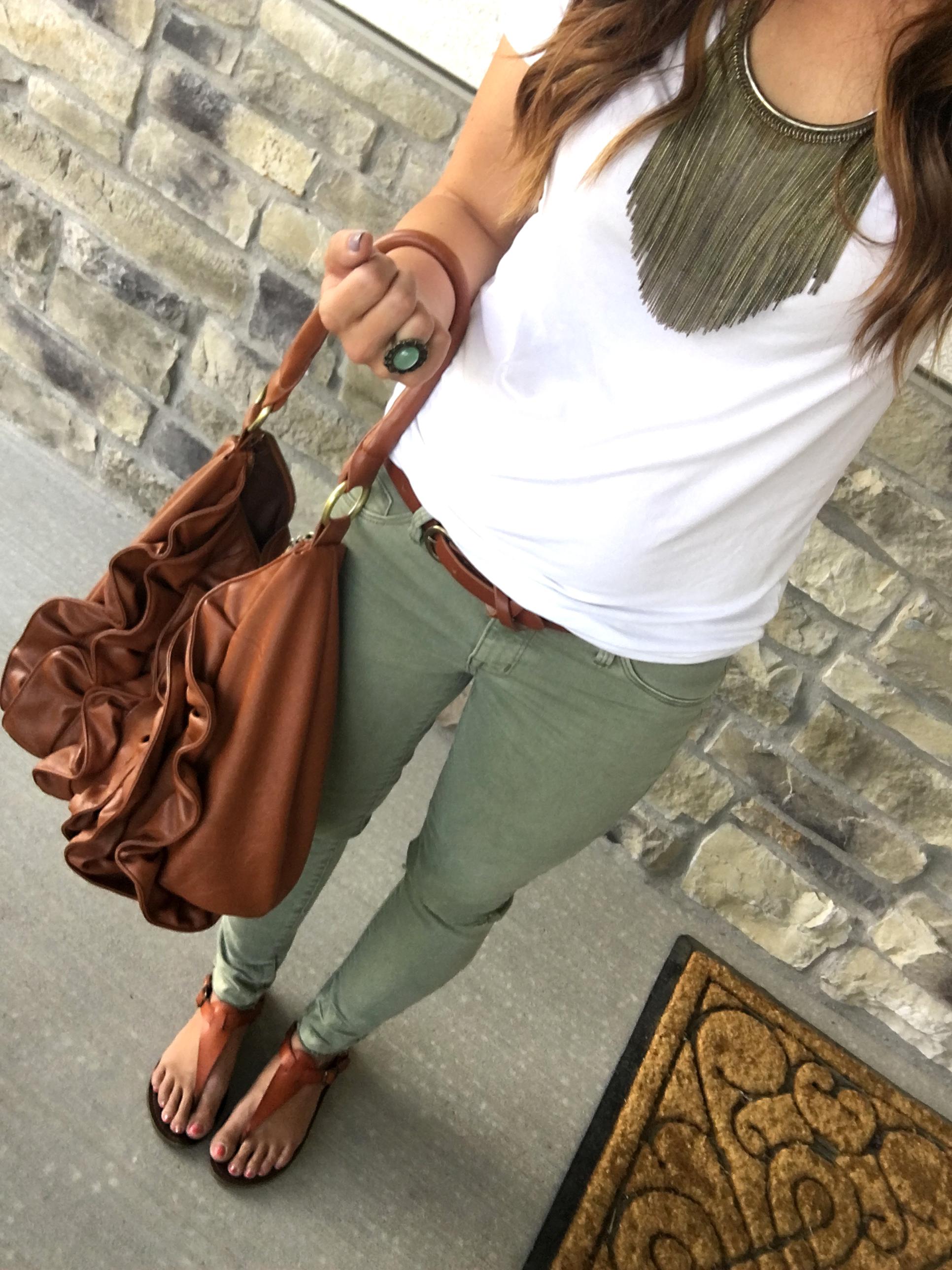 Green Pants 6220