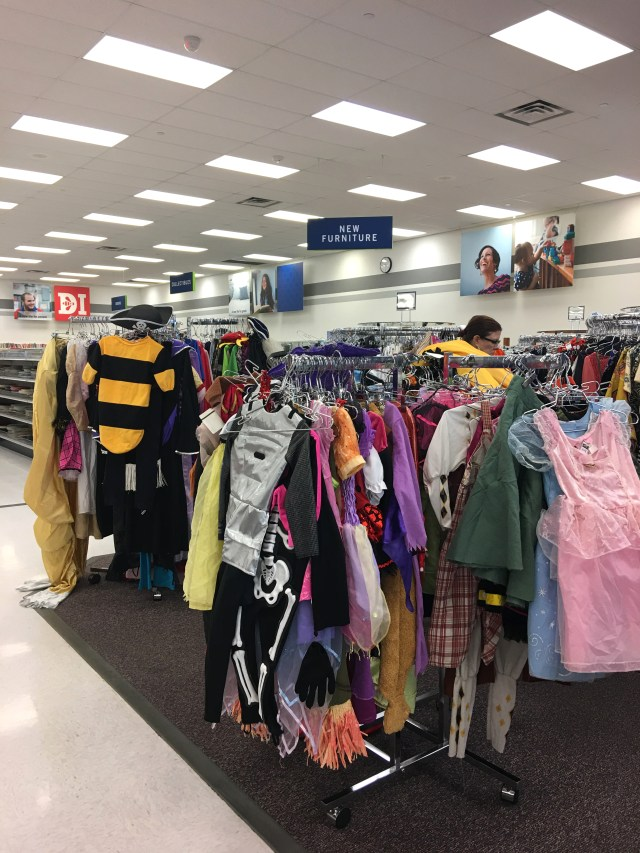 Halloween Costumes from Deseret Industries! you can get affordable Halloween costumes or even piece a costume together! Mary poppins costume, Hiccup how to train a dragon 2 costume, Pirate costume! family costumes for a great price! for more information go to sugarcoatedhousewife.com