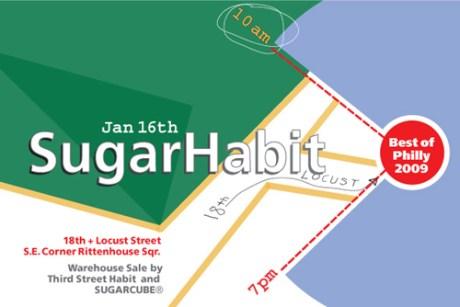 SugarHabit Winter 2010 | 18th and Locust, Rittenhouse Sqr.