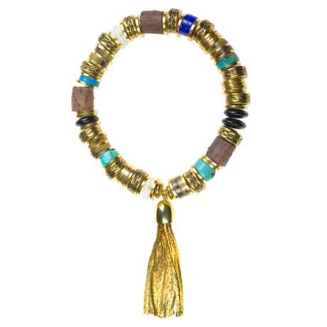 Jenny Bird Multi Mantra Bracelet