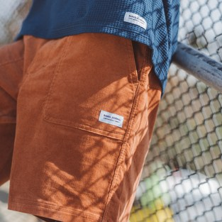 BANKS JOURNAL BIG BEAR WALKSHORT SIERRA WS0131-03