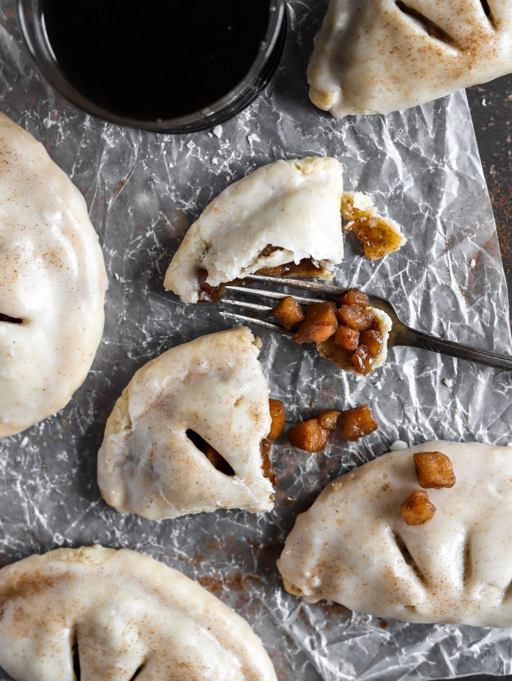Chai Spice Apple Hand Pies
