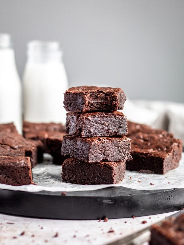 Vegan Classic Brownies