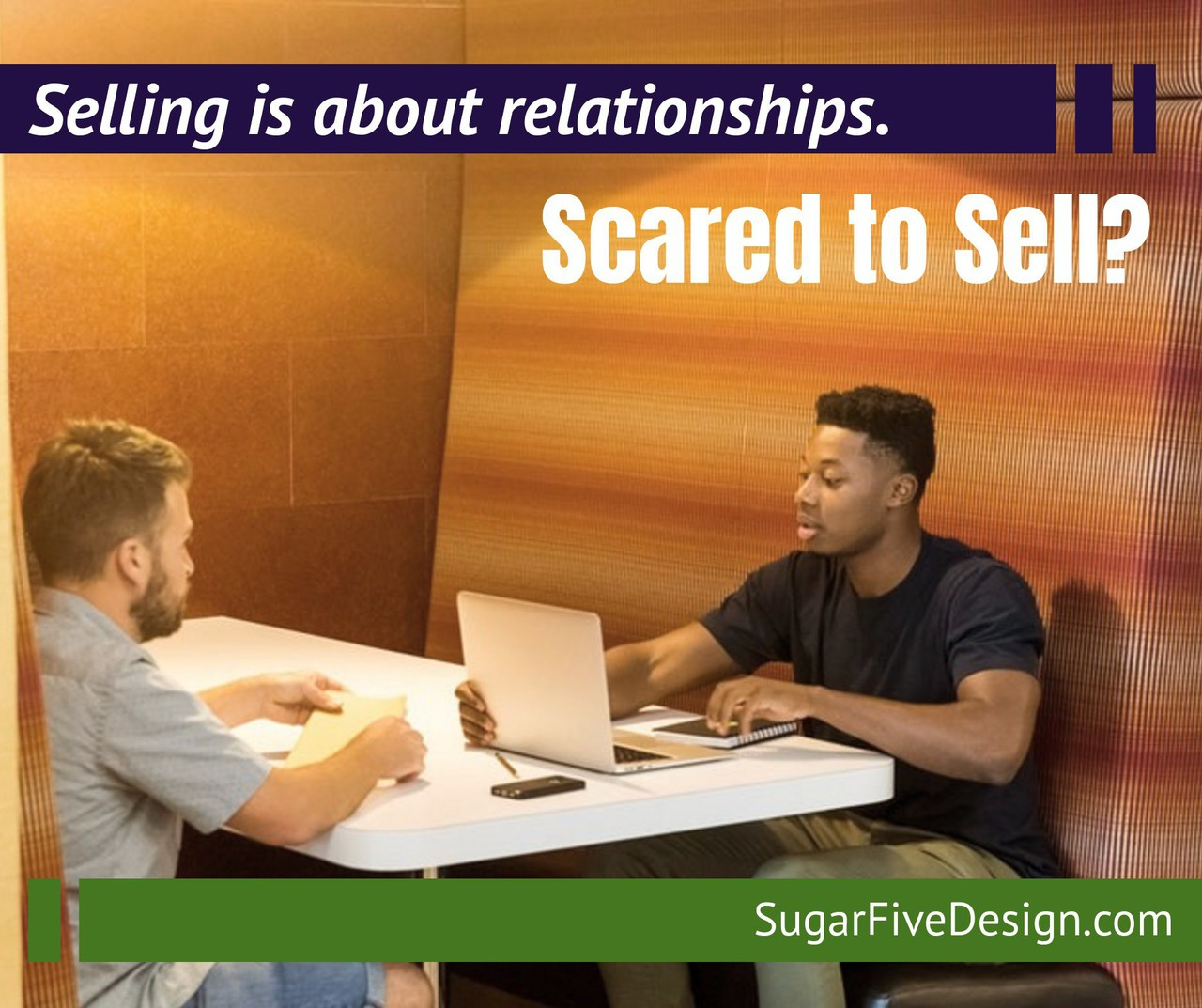 Are You Scared To Sell