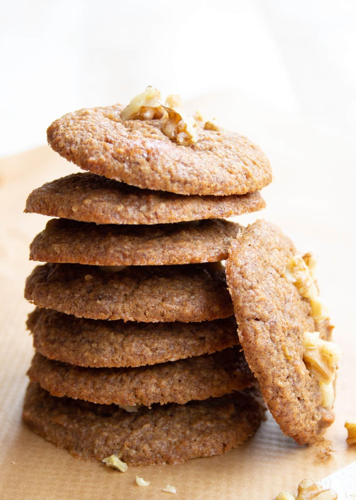 Keto Banana Cookies