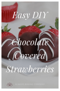 Chocolate Covered Strawberries Pin2