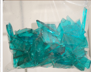 Blue Crystal Meth Rock Candy for Breaking Bad