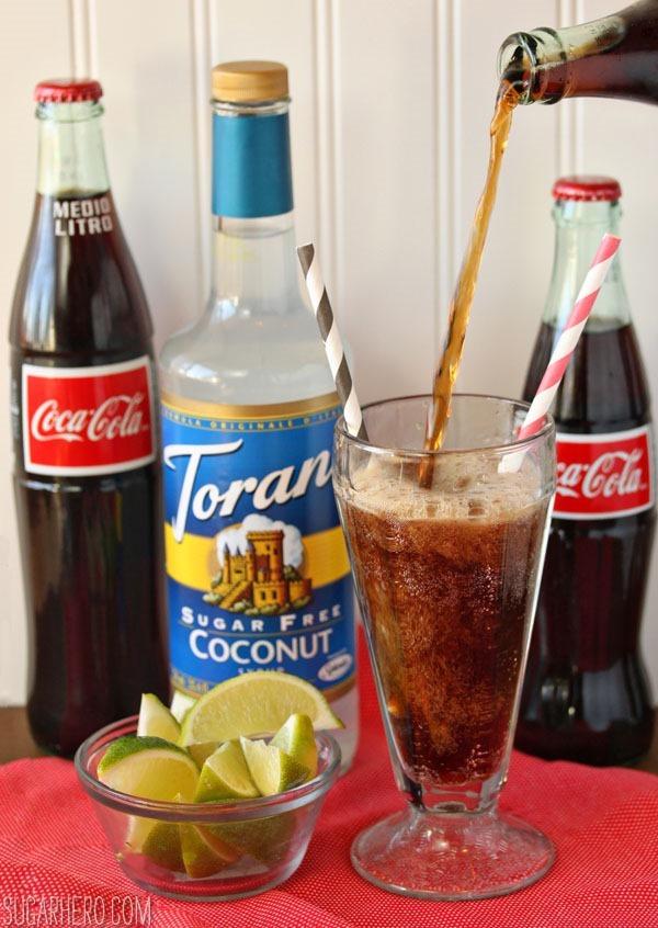 Dirty Coke Fudge | SugarHero.com
