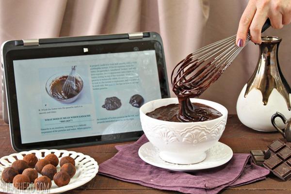 Four Fantastic Ways to Use Ganache   From SugarHero.com