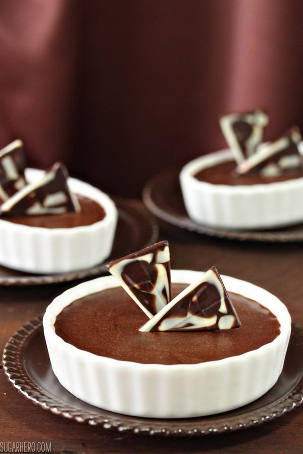 Four Fantastic Ways to Use Ganache: Chocolate Mousse   From SugarHero.com
