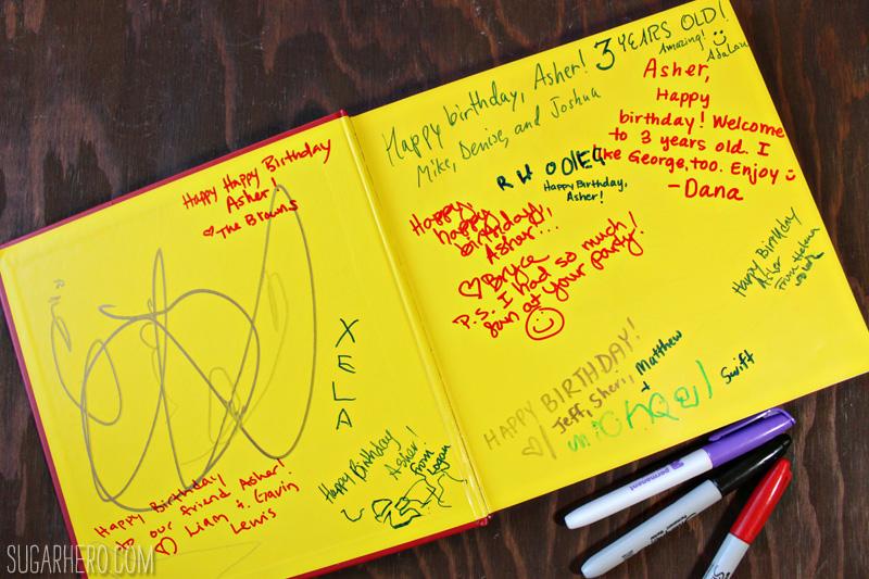 Curious George Birthday Party Ideas - SugarHero