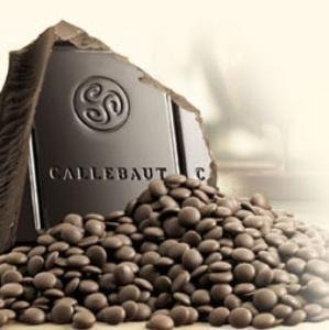 Callebaut Dark Chocolate Callets