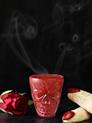 Red Velvet Hot Chocolate   From SugarHero.com