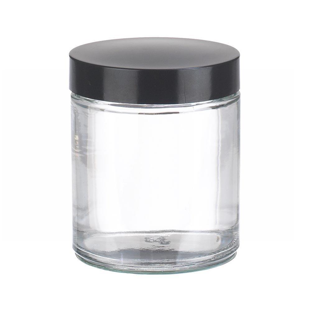 clear jar