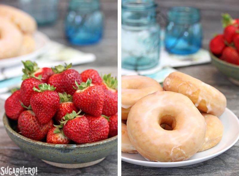 Grilled Doughnuts | From SugarHero.com