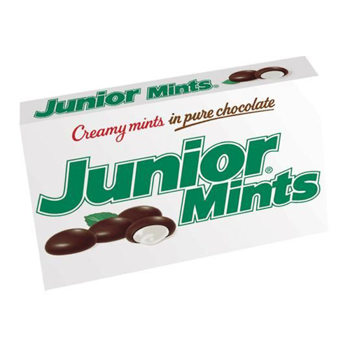 Junior Mints | From SugarHero.com