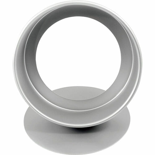 8-inch cake pan | From SugarHero.com