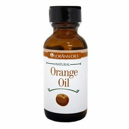 Orange Flavoring Oil | From SugarHero.com