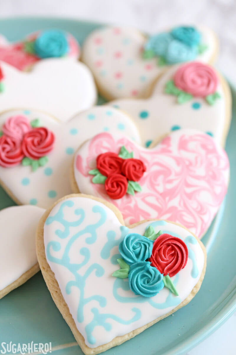 Valentine S Day Sugar Cookies