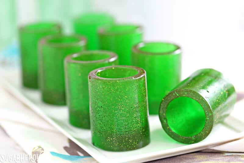 Diy Candy Shot Glasses Sugarhero