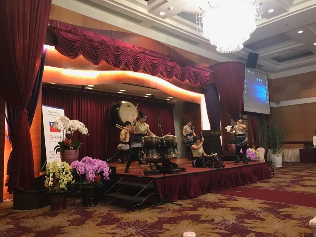 Taiwan 2017 music perfomance