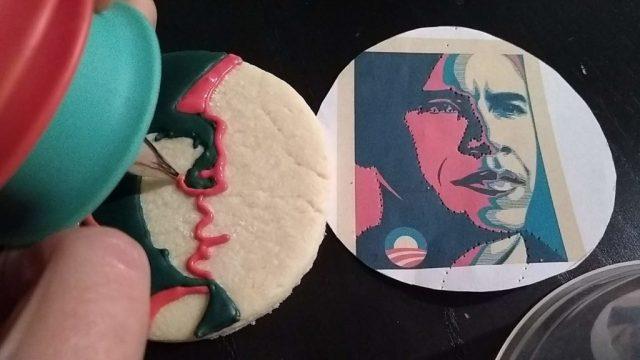 Obama cookie