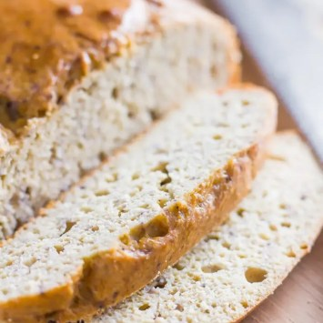 High Protein Keto Bread (Grain Free, Low Carb)
