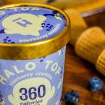 halo top ice cream new flavor blueberry crumble