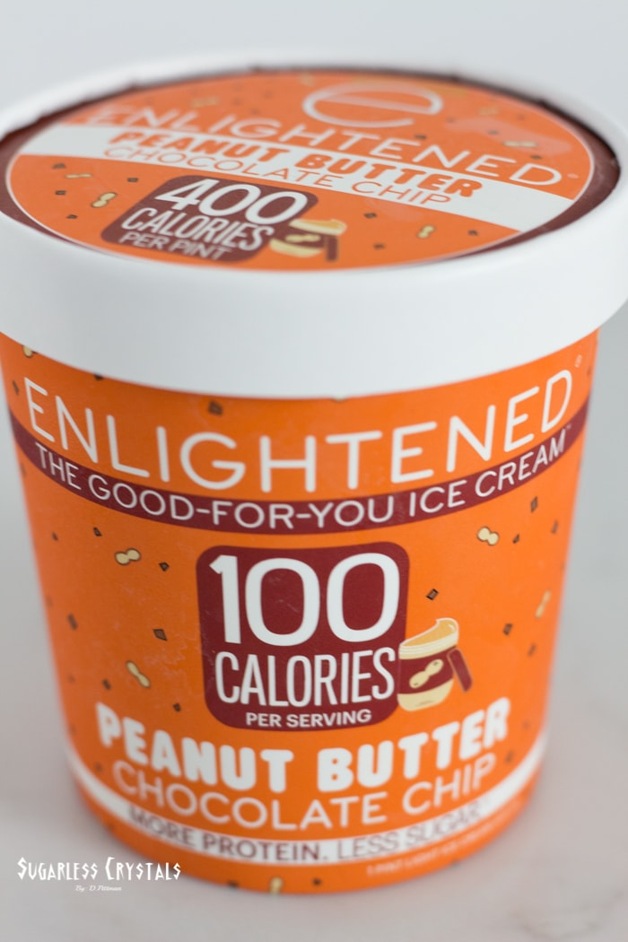 enlightened peanut butter chocolate chip