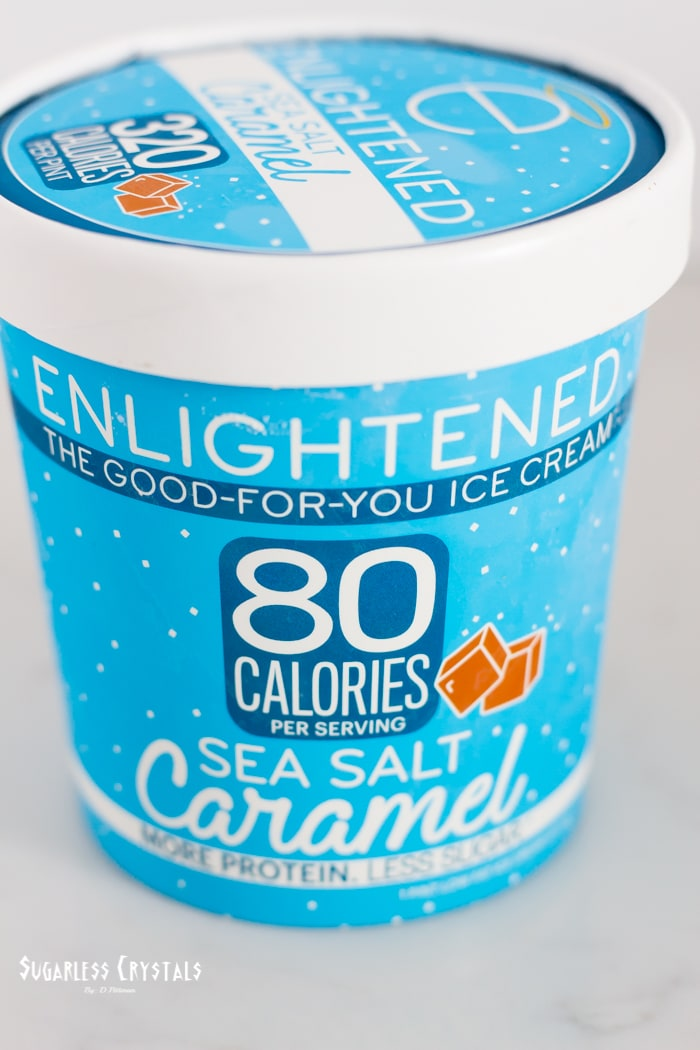 enlightened sea salt caramel