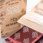 choczero keto bark in packaging