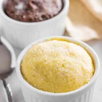 Keto Mug Cake Ultimate Tips & Tricks (Low Carb, Nut Allergy Friendly)