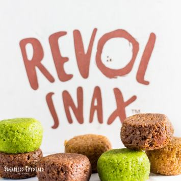 Review of Revol Snax Keto Coconut Bites