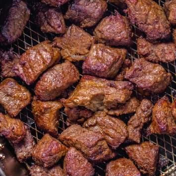 Air Fryer Steak Bites